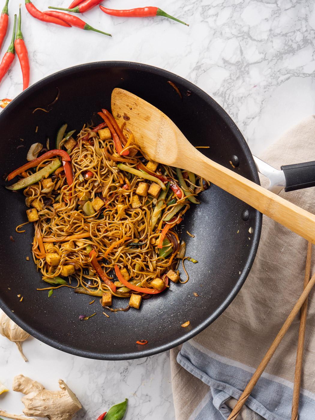 Tefal Jamie Oliver Wokpfanne