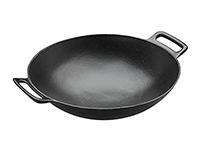 bester wok gusseisen