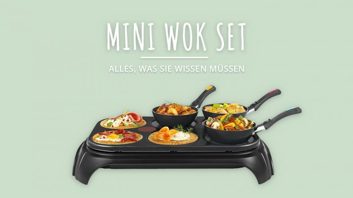Mini Wok Set Banner