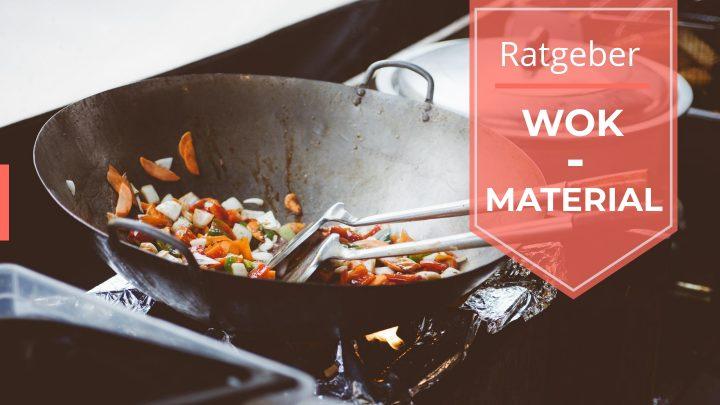 wok material